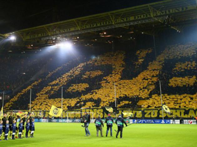 Zenit hoping for a European miracle in Dortmund