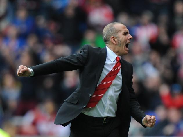 No rest for Di Canio after survival