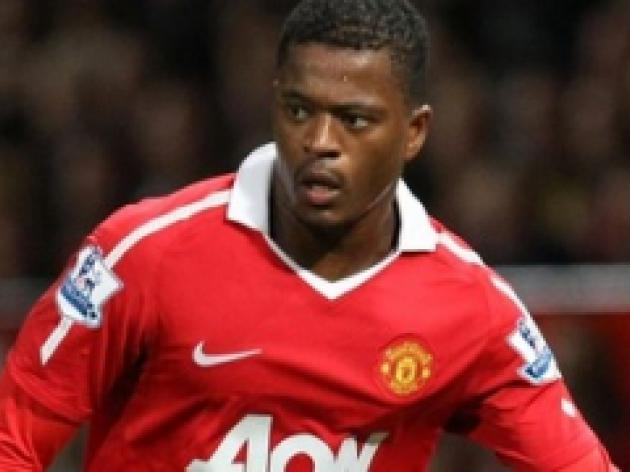United must avoid accidents - Evra