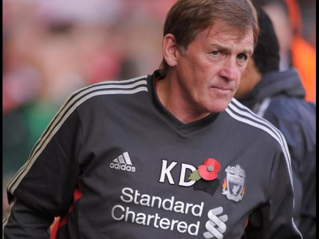 Dalglish slams below-par Reds