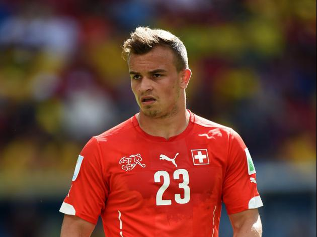 Shaqiri fires Swiss through