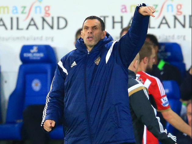 Poyet wants to ruin Blues' run
