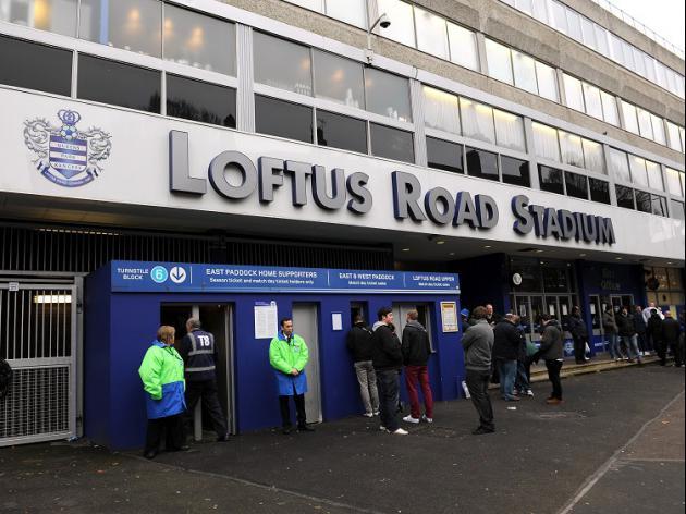 QPR to seek stadium advice