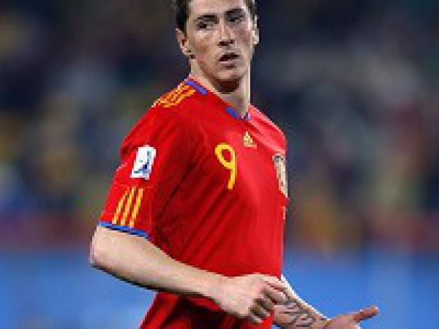Torres admits to fitness problems