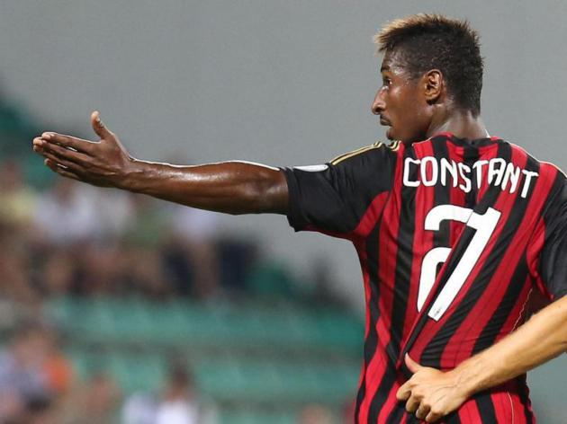 Italian federation probes racist abuse against Milans Constant