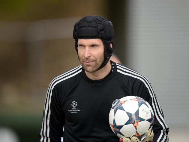 Petr Cech Declares Himself Fit Ahead of Atletico Madrid Match
