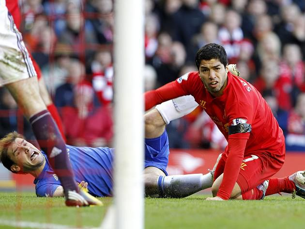 Ivanovic would welcome Suarez at Chelsea