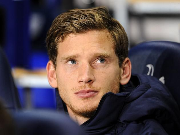 Spurs keen on quick Vertonghen return