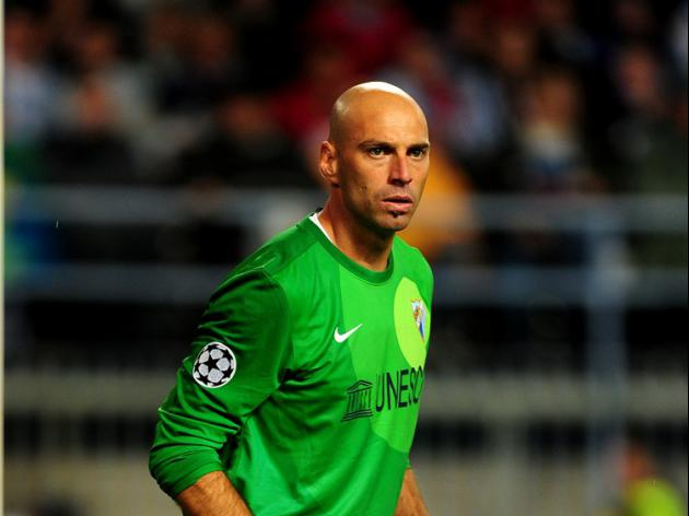 City closing in on keeper Caballero