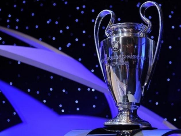 The Champions League Knockout Draw