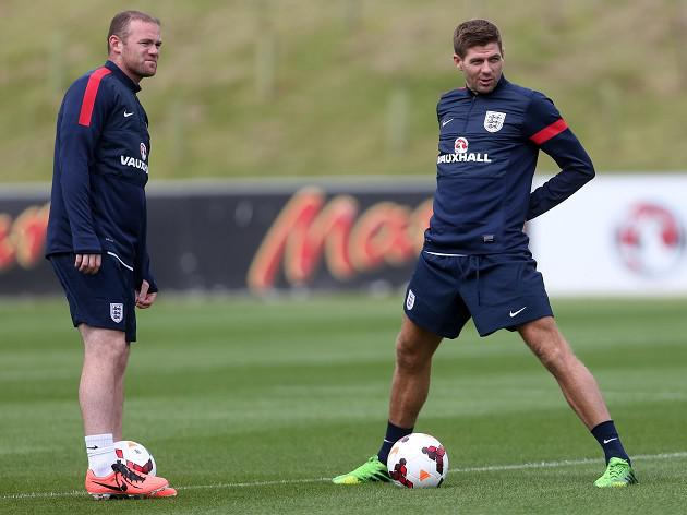 Gerrard backs Rooney to shine