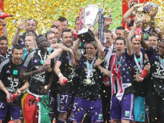 Anderlecht claim 32nd Belgian title