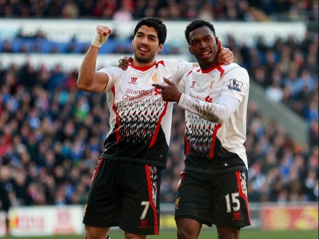 Liverpool's SAS lead PFA team