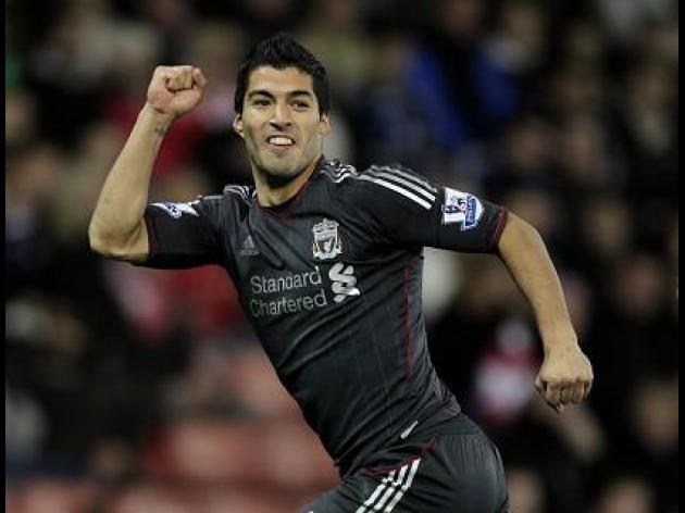 Top 10 Premier League Players of the season so far - 9 - Luis Suarez