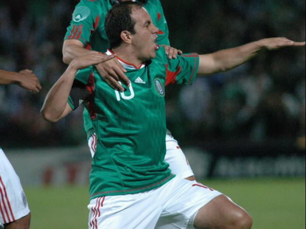 Mexico beat Israel in Blanco farewell