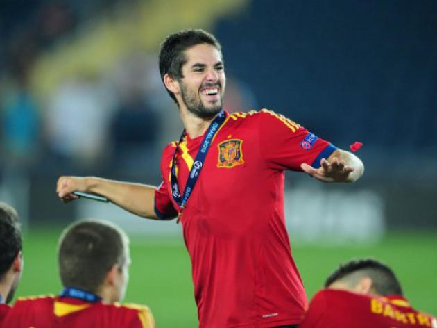 Isco deal done claims Real Madrid president