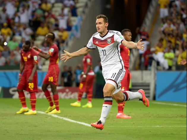 Klose quits international football