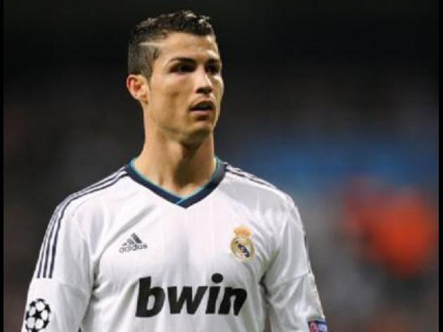 Ronaldo a doubt for Dortmund return