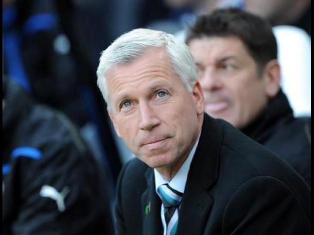 Newcastle V West Brom at Sports Direct Arena : Match Preview