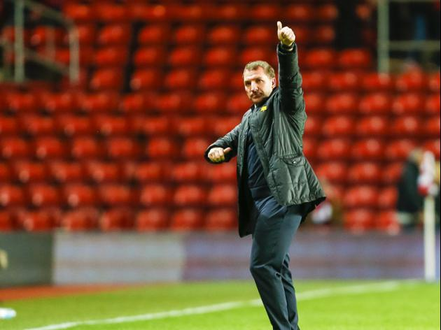 Anfield record fuels Rodgers belief