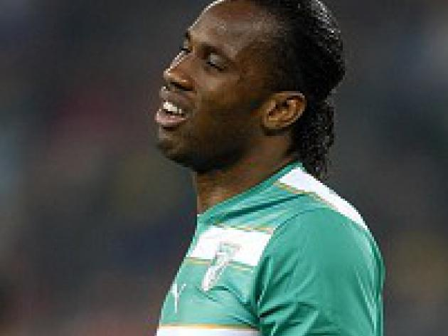 Bamba - Drogba still struggling