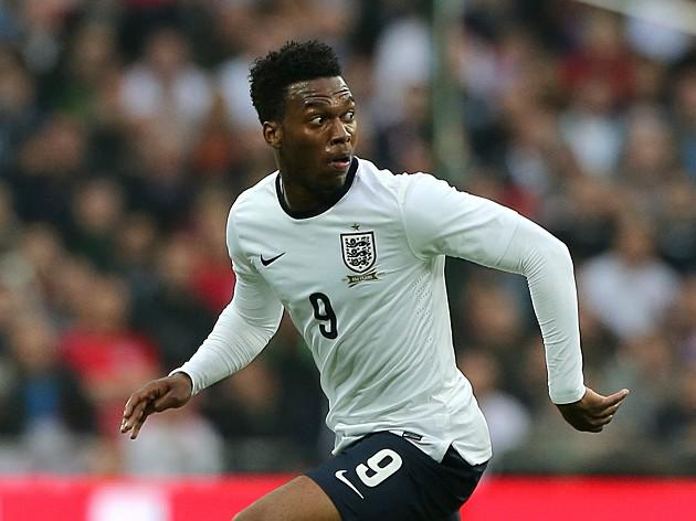 Sturridge ruled out of Ukraine qualifier