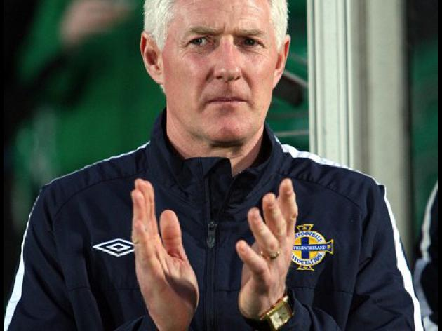 Worthington will not give up Euro 2012 hope