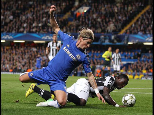 Di Matteo defends Torres