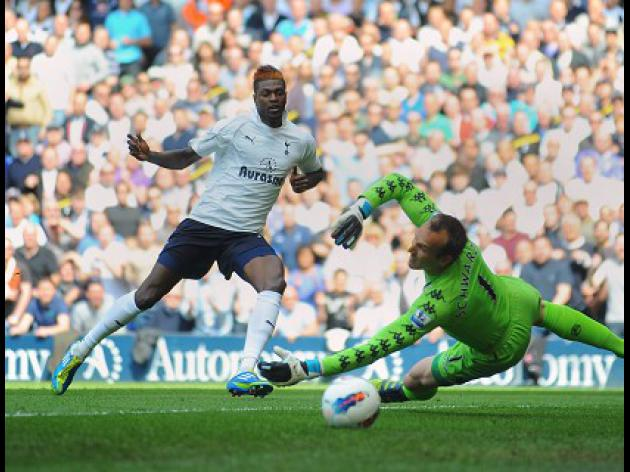 Redknapp keen to keep Adebayor