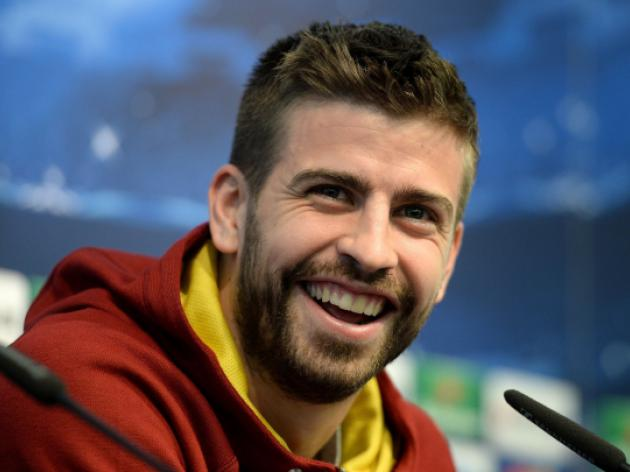 Pique sidelined for two weeks