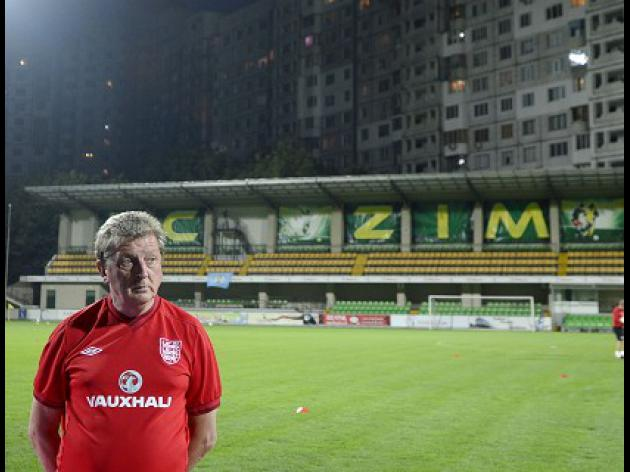Nerves not a bad thing - Hodgson