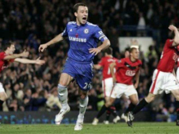 MARTIN SAMUEL: Terry stands tall and delivers for Chelsea