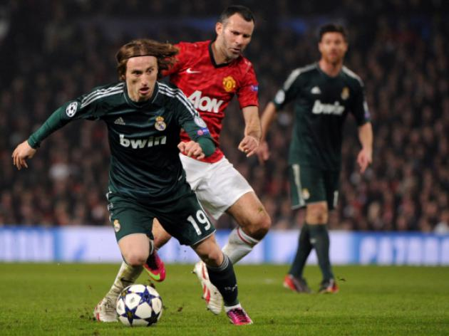 Manchester United weighing up deal for Real Madrid Champions League hero Luka Modric