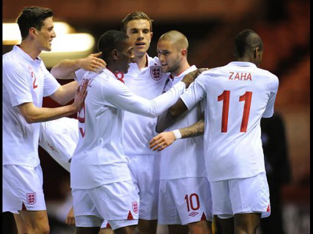 Serbs await England