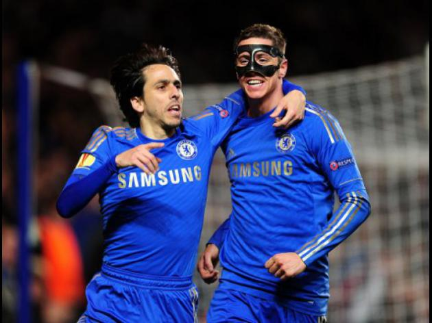 Who was that masked man? Has Fernando Torres found his 'Magic Feather'?