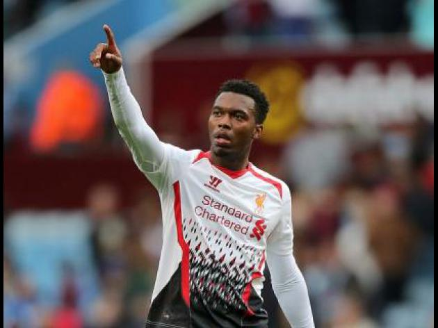 Rodgers praise for Sturridge