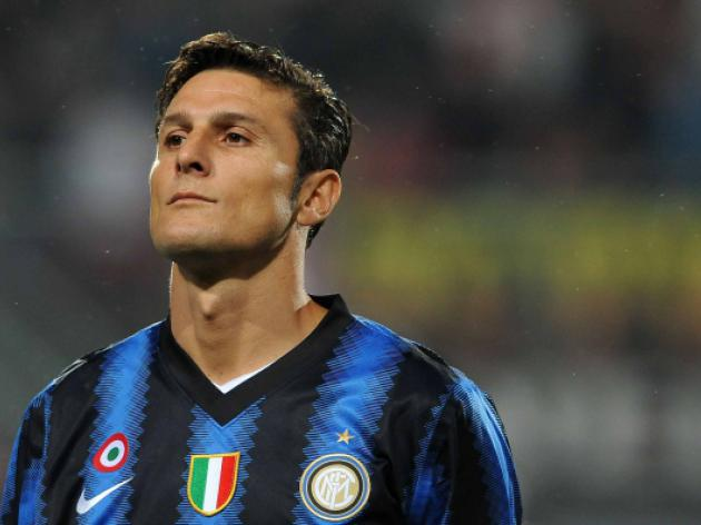 Zanetti extends at Inter