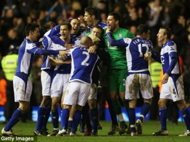 Birmingham flops? My new boys are class, insists manager Alex McLeish