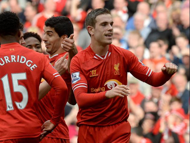 Liverpool poised for glory and a return to their 'perch!'