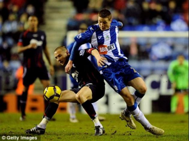 Wigan whizkid McCarthy handed first Republic of Ireland call up by Trapattoni