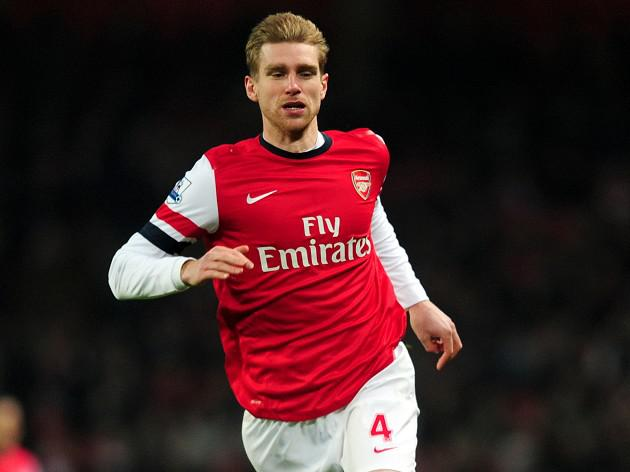 Focus on Blackburn - Mertesacker