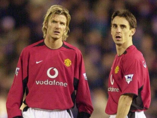 David Beckham confirms appearance in Gary Neville testimonial