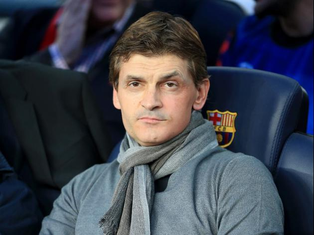 Emotional farewell for Vilanova