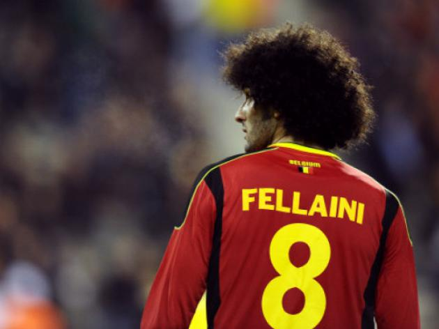 World Cup 2014 - 88 days to go: Teams - Belgium