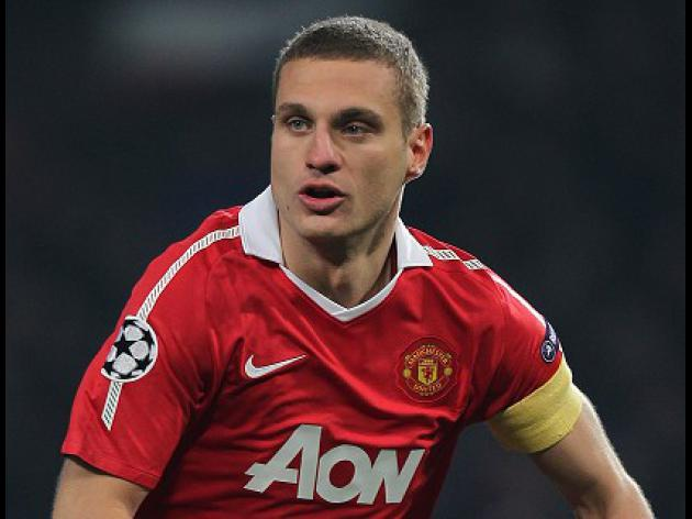 Vidic enjoying captaincy role
