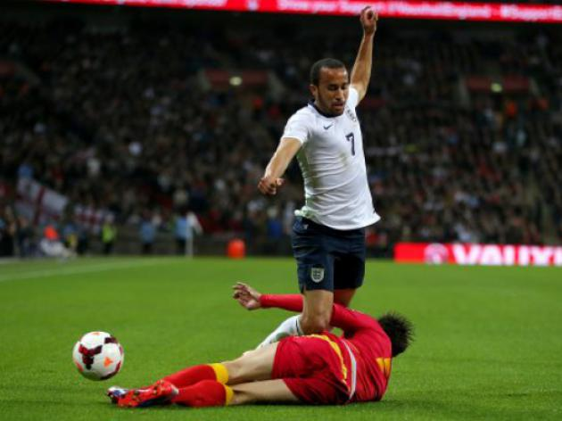 Rooney salutes debut hero Townsend