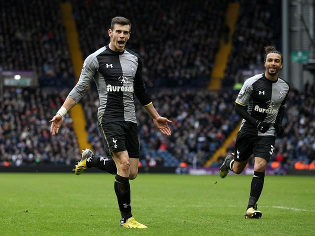 Bale secures vital Spurs win