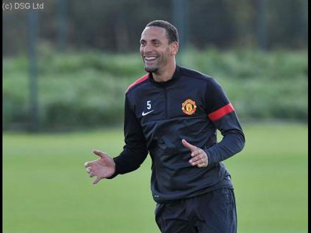 United players hail Ferdinand form