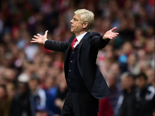 Wenger misery at not signing duo