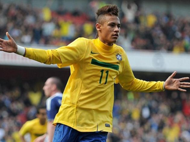 Neymar snubs Chelsea for Barcelona